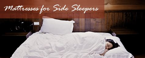Top 5 Beds For Side Sleepers - june 2018 best mattress for side sleepers 3 top beds