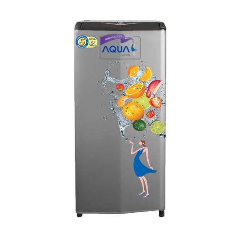 Kulkas Sanyo Aqua 2 Pintu jual sanyo aqua aqr d187mr s kulkas 1 pintu