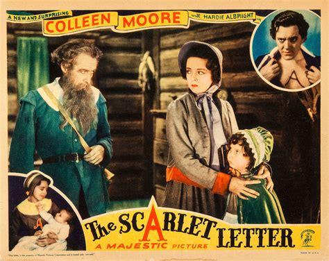 Scarlet Letter Wiki The Scarlet Letter 1922