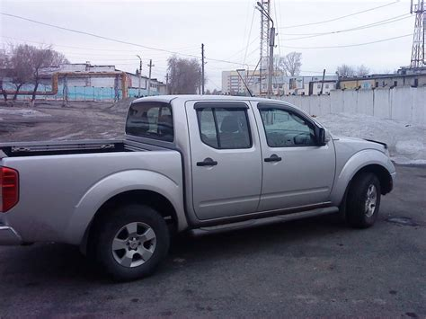 nissan navara 2008 2008 nissan navara pictures 2 5l diesel automatic for sale