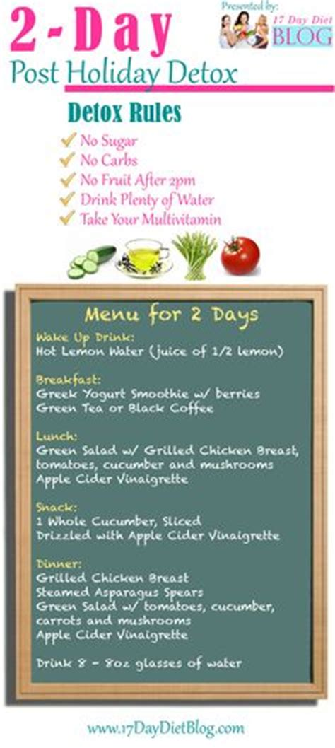 2 Day Detox Plan Health Aide by 1000 Ideas About 2 Day Cleanse On Cleanses 2