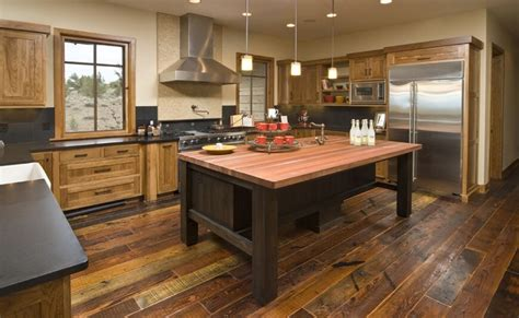 rustic contemporary kitchen 27 quaint rustic kitchen designs tons of variety