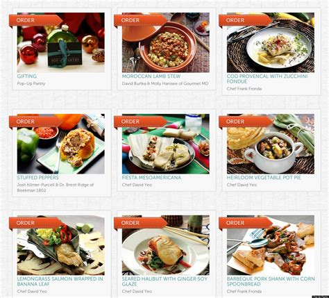 Pop Up Pantry by Pop Up Pantry Joins Web Culinary Startup Movement