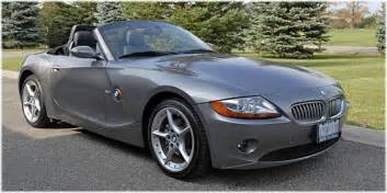 bmw z4 3 0i roadster photos and comments www picautos
