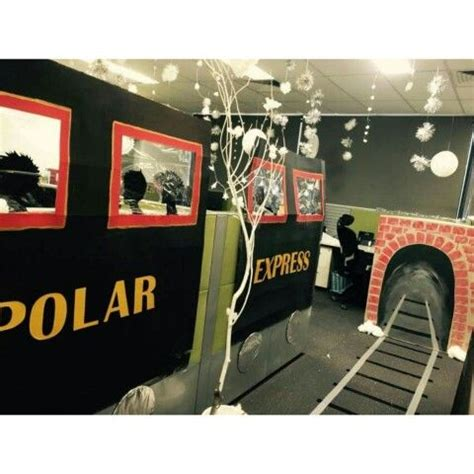 office decorated in the polar express 36 best images about polar express on trees and polar