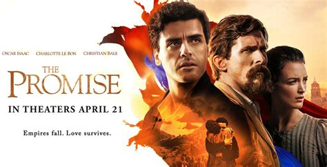 the promise film story where to watch the promise in canada armenian national