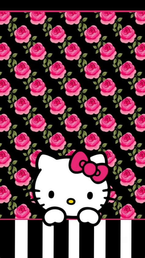 hello kitty cell phone themes 3338 best hello kitty wallpapers images on pinterest