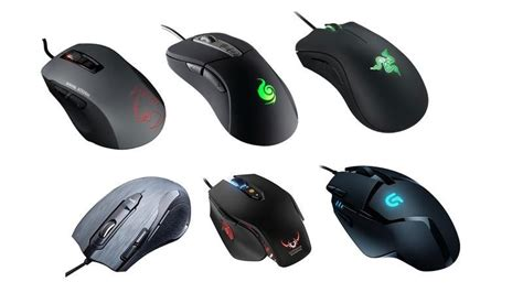 best mouse best gaming mouse for 2017 pc advisor