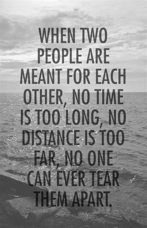 Long Distance Relationship Quotes Him | Distance