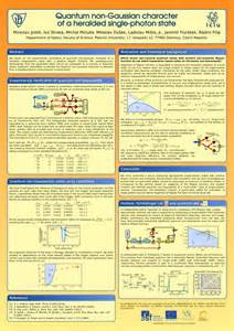 research poster template a1 a poster with inkscape template quantum optics