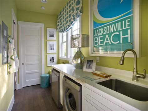 Laundry Room Curtain Ideas Ideas Laundry Room Curtains Pictures Options Tips Ideas Hgtv