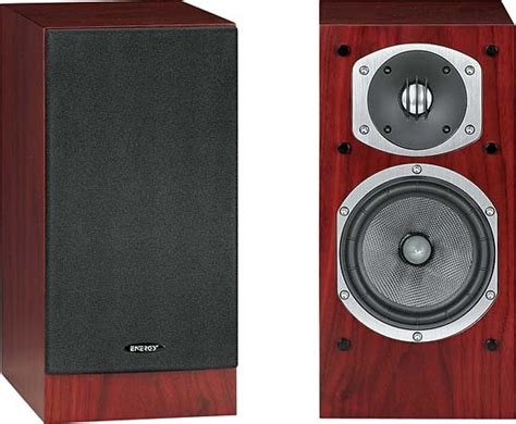energy rc 10 bookshelf speakers review and test