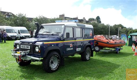 Rnli Land Rover Small Town Sounds