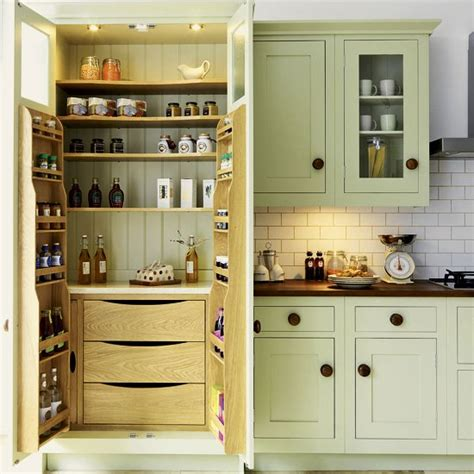 Storage For Kitchen by Spacious Kitchen Storage Storage Solutions Housetohome