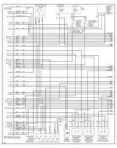 1999 chevy silverado knock sensor wiring engine