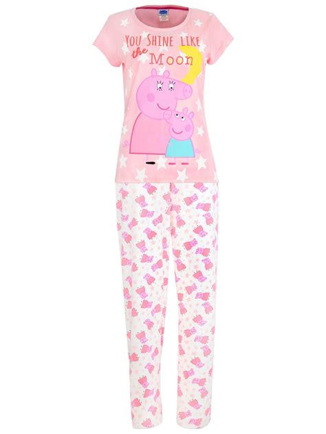 Piyama Peppa Pig by Shop Peppa Pig Pyjamas Adults Character Official