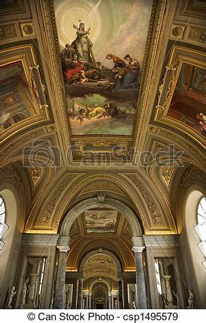 Fresque Plafond by Plafond Fresque Vatican Plafond Rome Italy Fresque