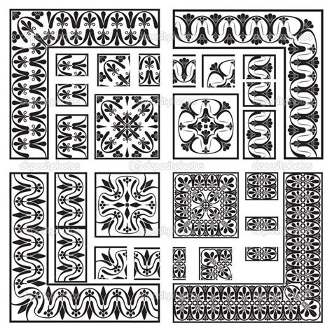 patterns english to greek 32 best images about medieval patterns on pinterest