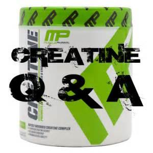 creatine q and a creatine q a rippedclub