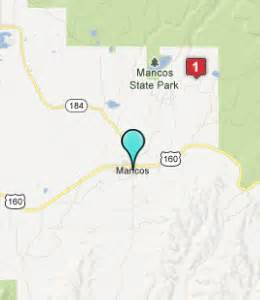 mancos colorado map mancos co hotels motels see all discounts