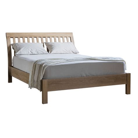 Oak Wooden Bed Frames Marlow Solid Oak Wooden Bed Frame Next Day Delivery Marlow Solid Oak Wooden Bed Frame From
