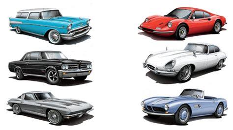 Carro Antiguo Versus Carro Moderno Vintage Thunder Los Autos Cl 225 Sicos Favoritos De Autocosmos