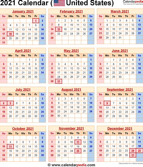 printable calendar with holidays printable calendar 2018 for united states pdf autos post