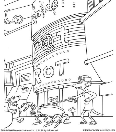 flushed away coloring pages coloring home