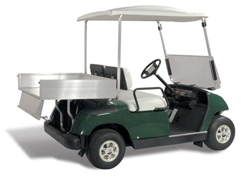 golf cart bed i just sunk our company golf cart six inches deep into a