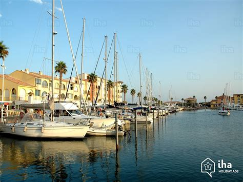 port boat port leucate rentals on a boat for your vacations with iha