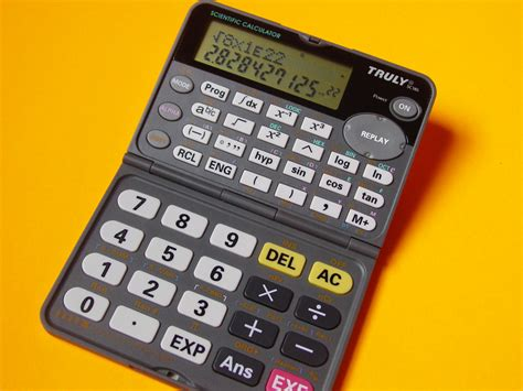 Calculator Presicalc Pr 512 Sc datamath calculator museum truly model sc185 programmable and nib