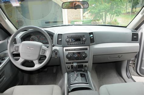 2006 Jeep Grand Laredo Interior 2006 Jeep Grand Pictures Cargurus