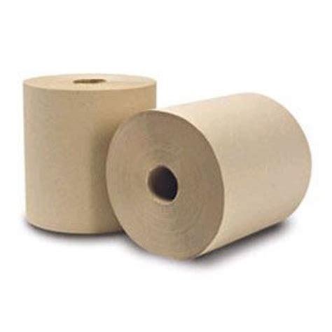 brown craft paper rolls brown kraft paper towel rolls