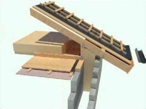 home design 3d ipad roof passive house design roof detail 3d youtube