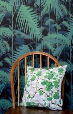 grey jungle wallpaper palm jungle wallpaper contemporary illustrated palm tree
