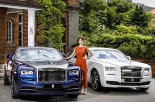Roll Up In A Royce Rolls Royce Offers A Bespoke Collection For South Korea