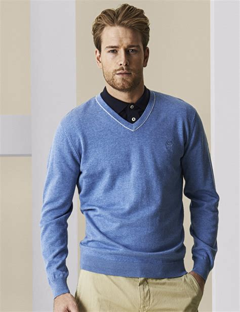 jeff banks jeff banks v neck cotton sweater currently unavailable
