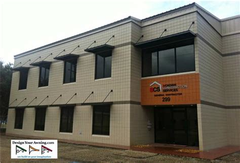 awnings for buildings commercial building awnings projects gallery of awnings