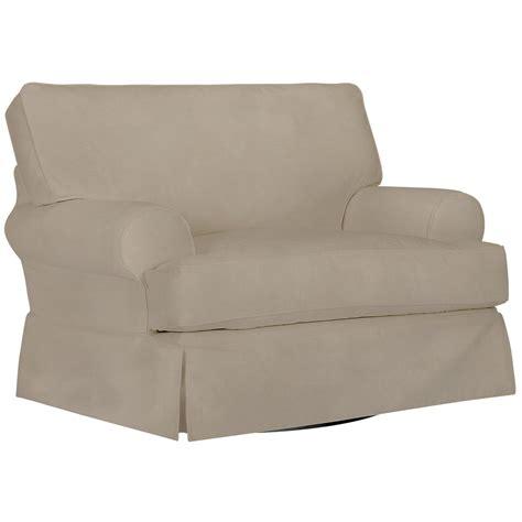 City Furniture Harris Khaki Fabric Swivel Rocking Glider Swivel Chair Fabric