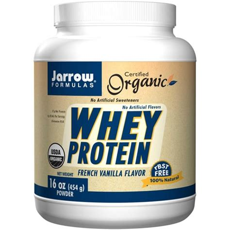 whey better protein powder jarrow organic whey protein powder nutraplanet