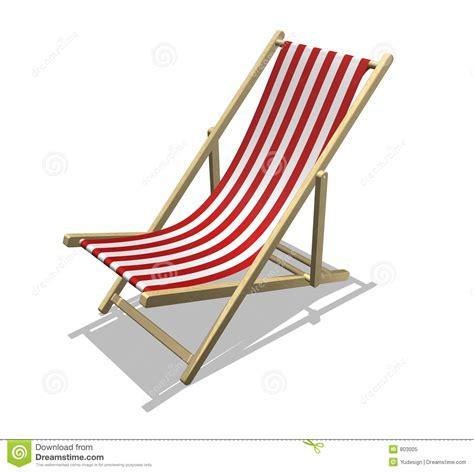strand stuhl chair royalty free stock photo image 803005