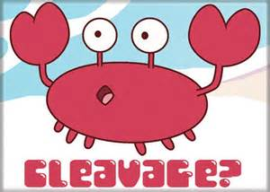 Bee and puppycat cleavage crab refrigerator magnet 71506bw ebay