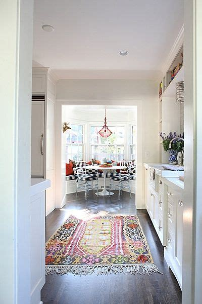 Galley Kitchen Rugs 17 Best Ideas About Kitchen Rug On Kitchen Runner Rugs Bohemian Rug And Kitchen Carpet