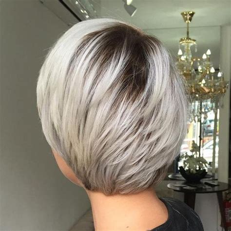 hair styles cut hair in layers and make curls or flicks 30 layered bob haircuts for weightless textured styles