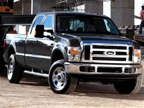 2010 ford f250 super duty crew cab pricing ratings reviews kelley blue book