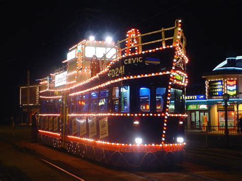 blackpool illuminations coachholiday com