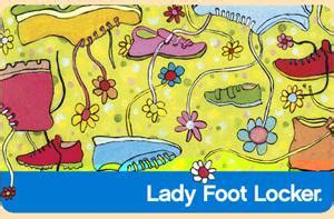 Foot Locker Gift Card Giveaway - contest 100 lady foot locker email gift card giveaway