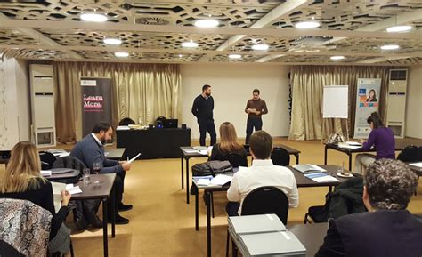 Mba Belgrade by Executive Mba Induction Days 2016