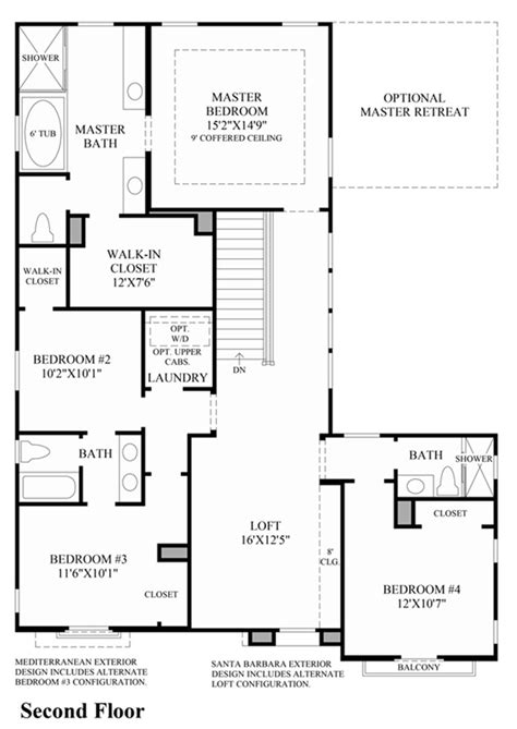 cascade floor plan cascade at the heights at baker ranch luxury new homes in lake forest ca