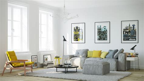 Say Yes To Yellow 4 Apartments That Flaunt Yellow Accents Yes Home Design
